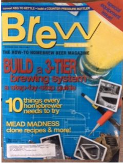 Brew your own magasin Nov 2005